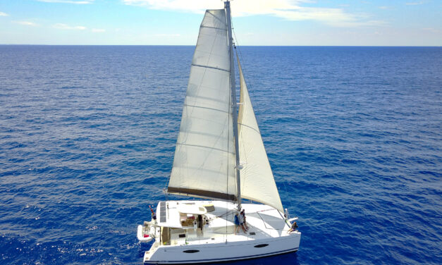 Helia Mainsail Headaches